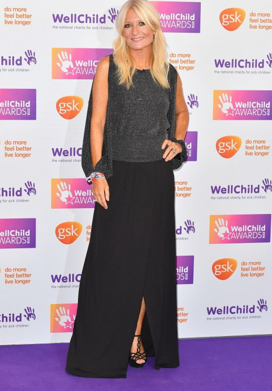 Gaby Roslin – 2018 WellChild Awards in London