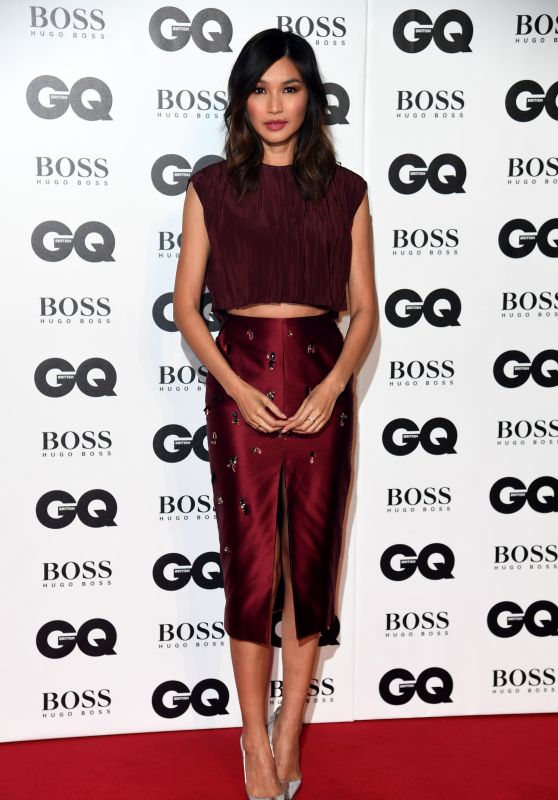 Gemma Chan – GQ Men of the Year Awards 2018 in London