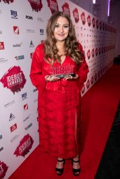 Gemma Dobson – The Stage Debut Awards 2018 in London