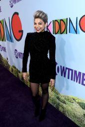 """Ginger Gonzaga – """"Kidding"""" TV Show Premiere in LA"""