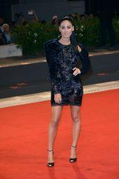 "Giulia De Lellis - ""Dragged Across Concrete"" Premiere at Venice Film Festival"