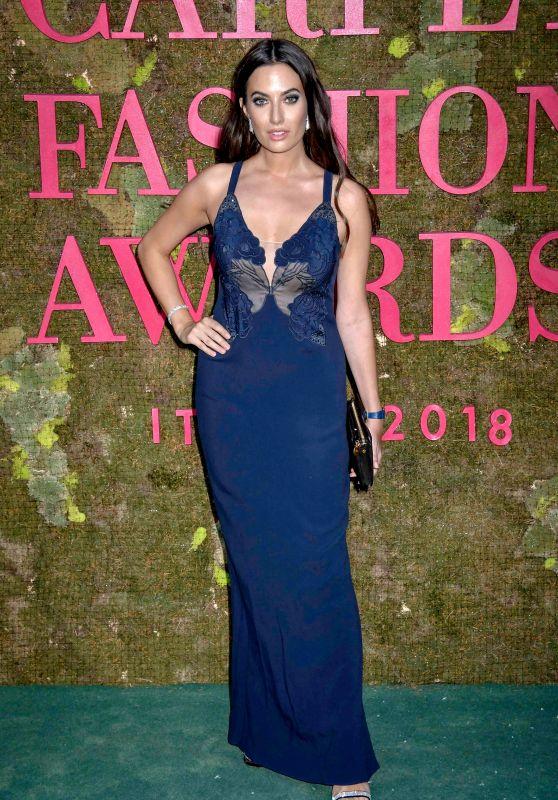 Giulia Valentina – Green Carpet Fashion Awards in Milan 09/23/2018