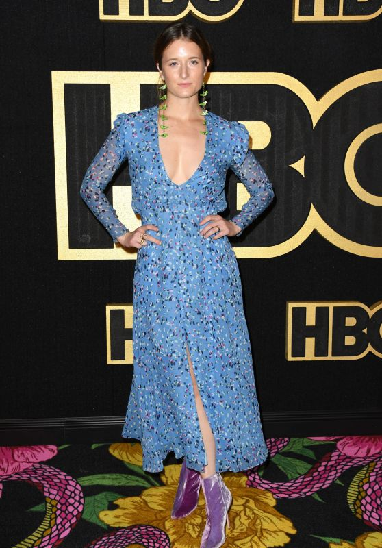 Grace Gummer – 2018 Emmy Awards HBO Party