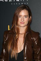 "Grace Gummer - ""The Long Dumb Road"" Premiere at LA Film Festival"