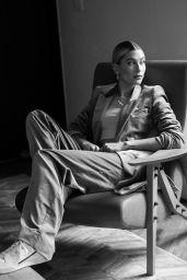 Hailey Baldwin - Coveteur September 2018