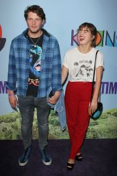 "Haley Lu Richardson – ""Kidding"" TV Show Premiere in LA"