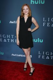 "Haley Ramm - ""Light as a Feather"" in Santa Monica"