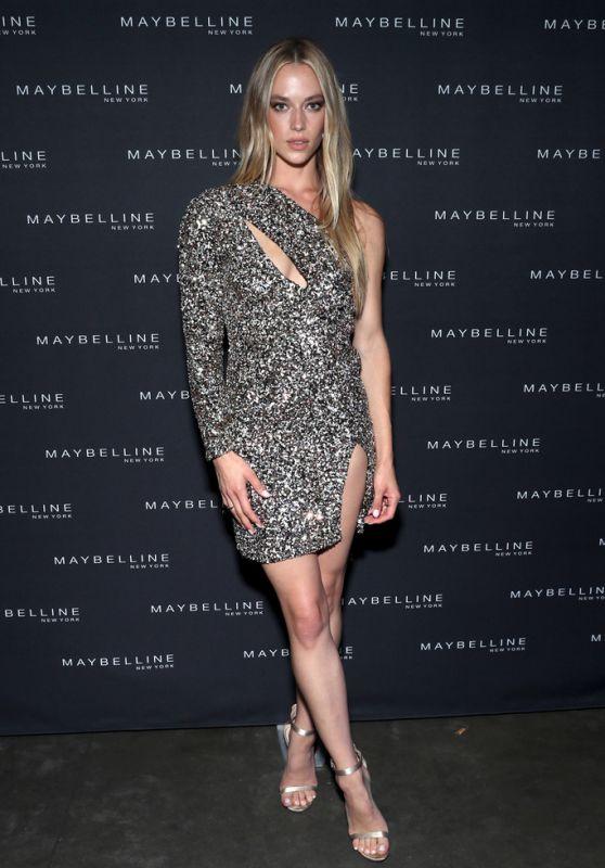 Hannah Ferguson - Maybelline x New York Fashion Week XIX Party