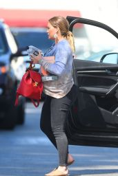 Hilary Duff - Out in Los Angeles 09/24/2018