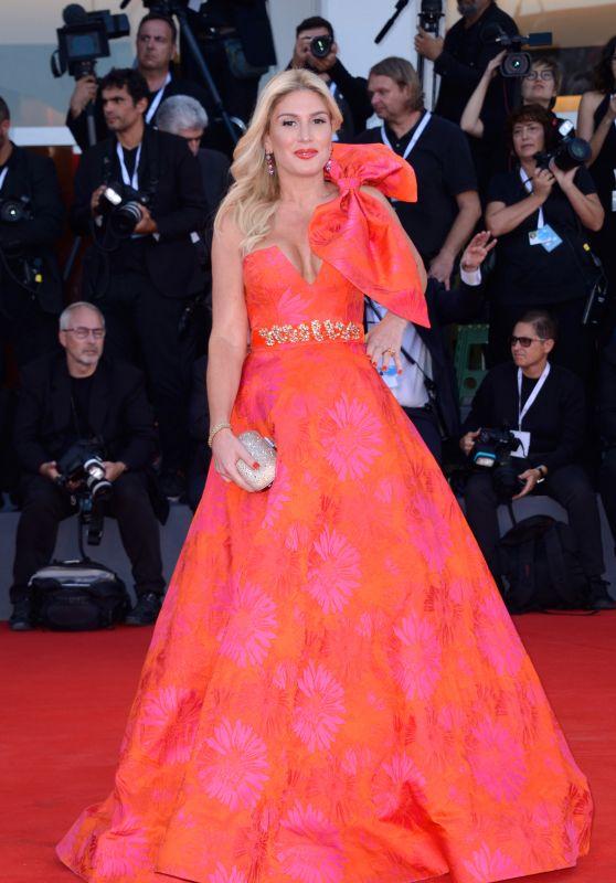 "Hofit Golan – ""Vox Lux"" Red Carpet at Venice Film Festival"