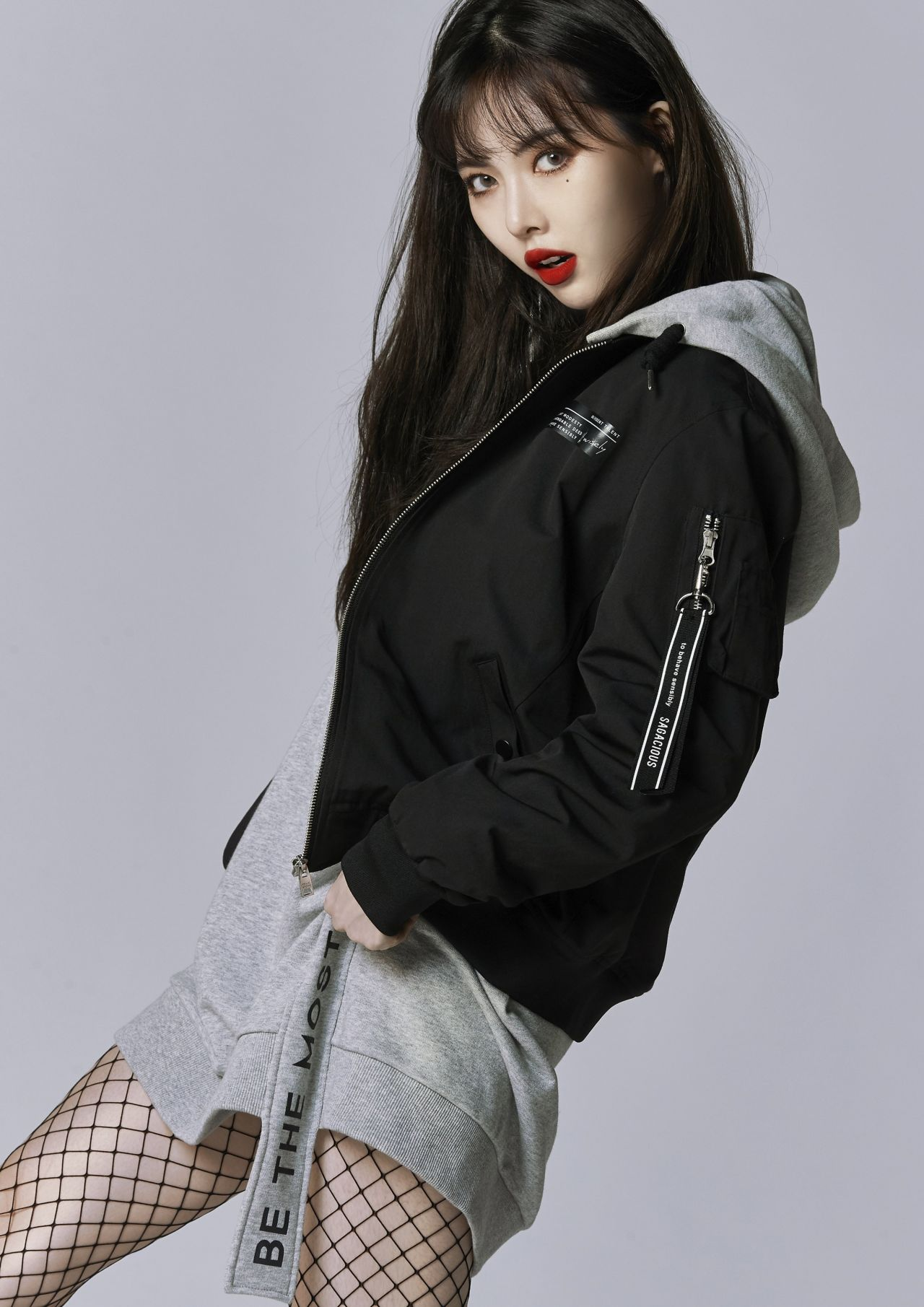 HyunA - Photoshoot for CLRIDE.n (2018)Hyuna 2019 Pics