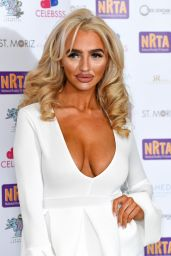 Isabelle Warburton - 8th National Reality TV Awards in London 09/25/2018