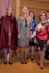 """Ivanka Trump - """"Women Entrepreneurs Finance Initiative"""" (We-Fi) in New York 09/25/2018"""