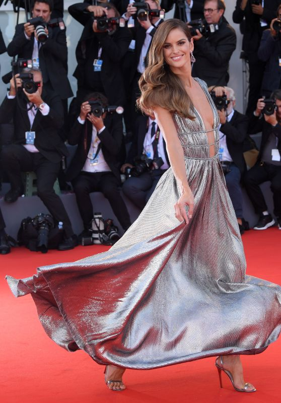 "Izabel Goulart – 2018 Venice Film Festival Opening Ceremony and ""First Man"" Red Carpet"