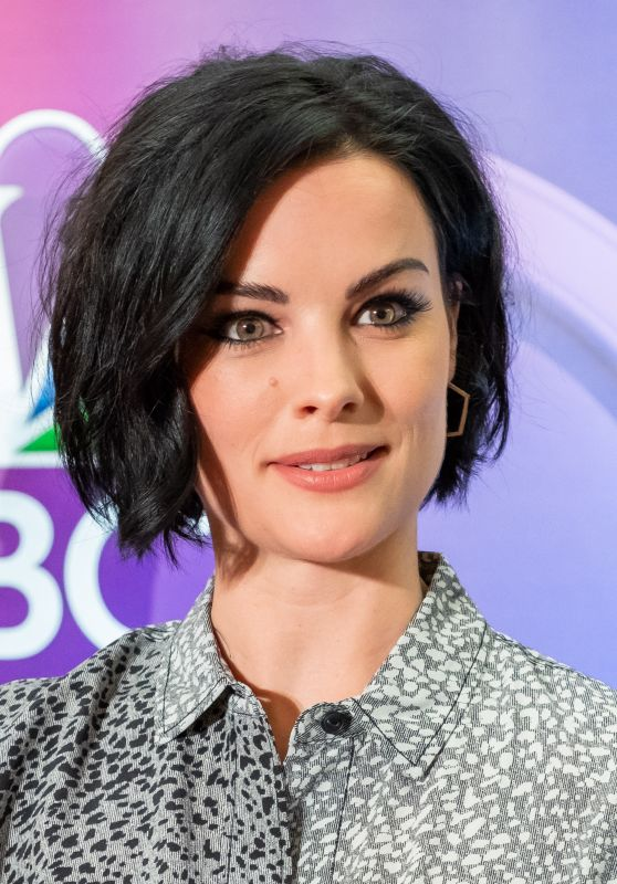 Jaimie Alexander – E!, ELLE & IMG Kick-Off Perty in NYC 09/05/2018
