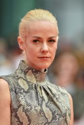 "Jena Malone - ""The Public"" Screening at TIFF 2018"