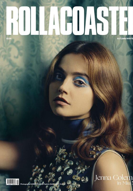 Jenna Coleman - Roller Coaster - Autumn/Winter Issue 2018