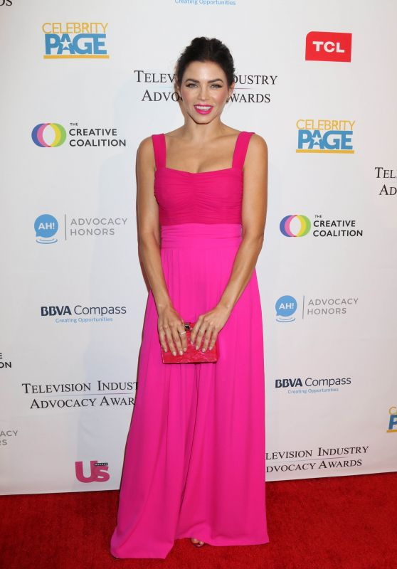 Jenna Dewan - 2018 Television Industry Advocacy Awards in LA