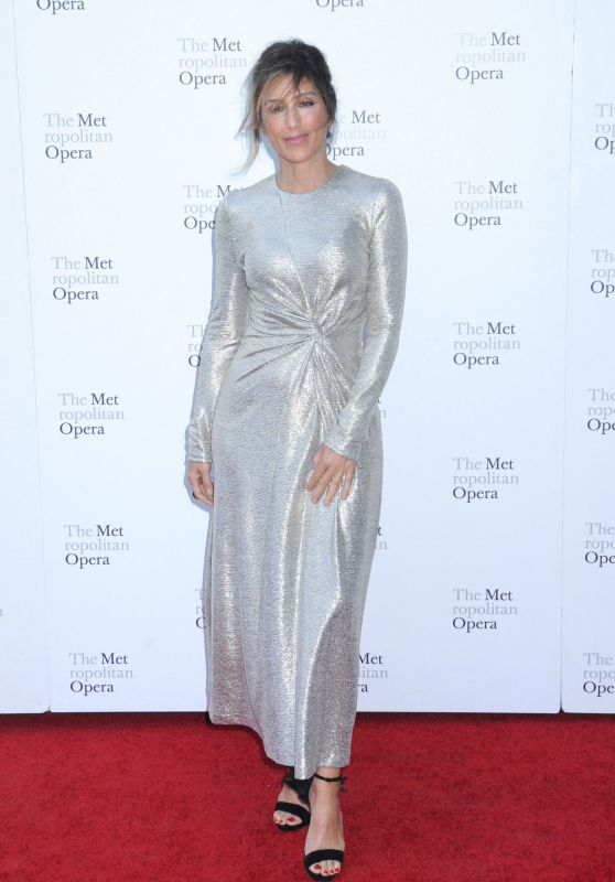 Jennifer Esposito – Metropolitan Opera Opening Night Gala in New York 09/24/2018