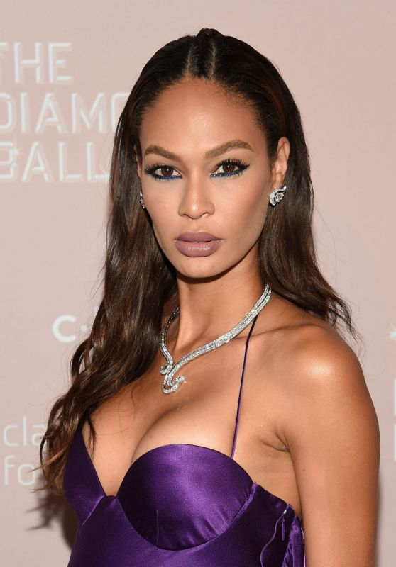 Joan Smalls – 4th Annual Diamond Ball in NYC