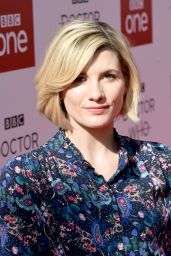 "Jodie Whittaker - ""Doctor Who"" TV Show Season 11 Premiere in Sheffield"
