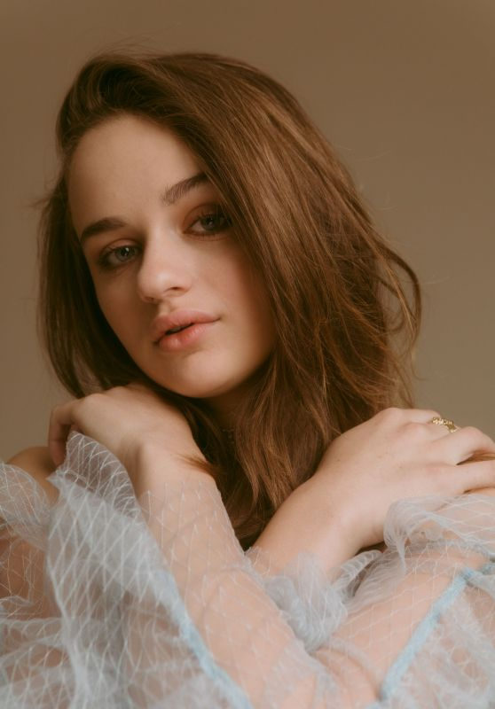 Joey King - Photoshoot for Pulse Spikes, Fall 2018