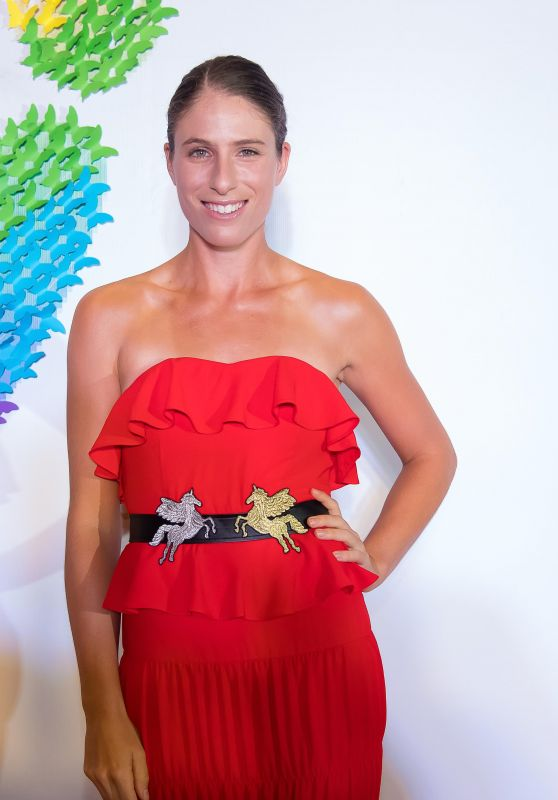 Johanna Konta – 2018 Wuhan Open WTA Tennis Party