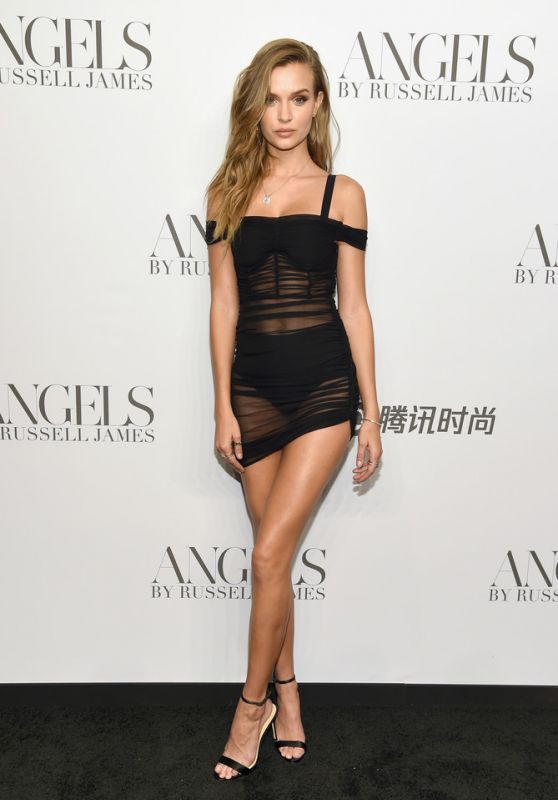 "Josephine Skriver - ""ANGELS"" Book Launch and Exhibit in NYC 09/06/2018"