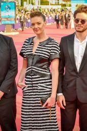 Kate Moran – 2018 Deauville American Film Festival Opening Ceremony