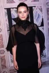 Katherine Langford – Ralph Lauren Fashion Show in NYC 09/07/2018
