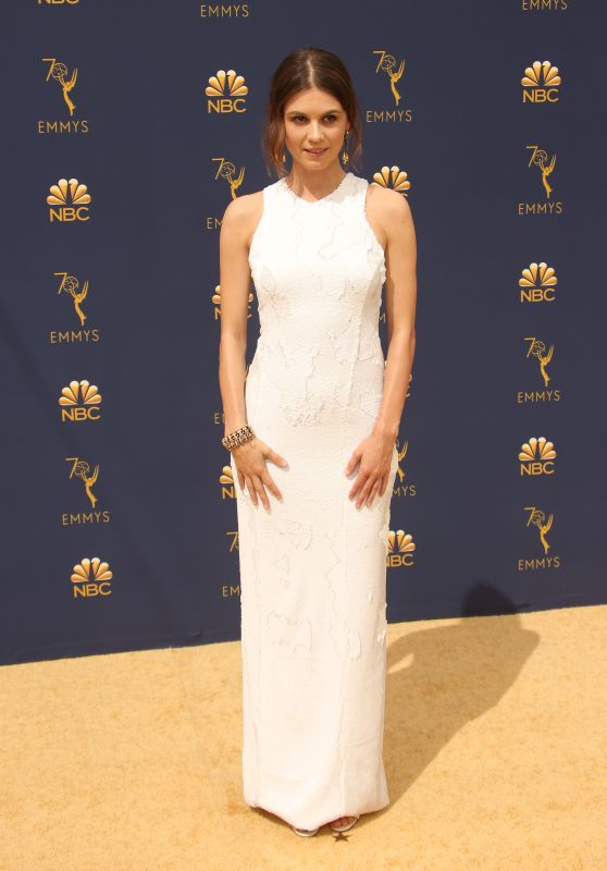 Katja Herbers – 2018 Emmy Awards