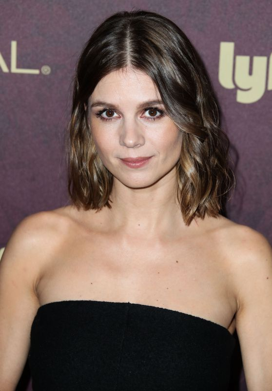 Katja Herbers – 2018 EW Pre-Emmy Party in LA