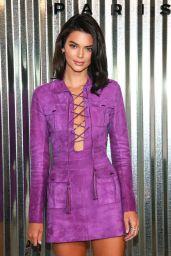 Kendall Jenner – Longchamp Show at NYFW 09/08/2018