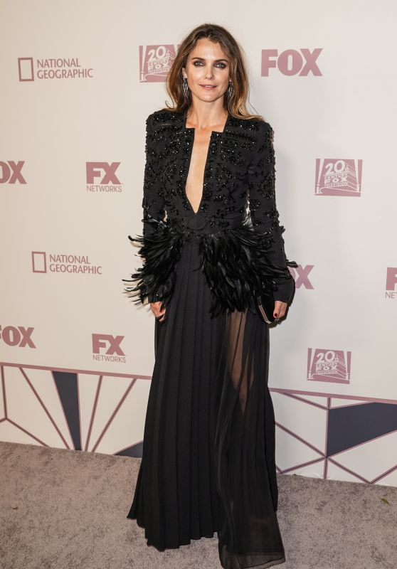 Keri Russell - 2018 Emmy Awards FOX Party