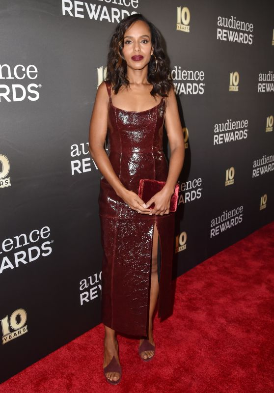 Kerry Washington – 10th Anniversary of Audience Rewards in NY