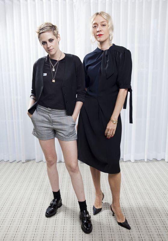 "Kristen Stewart and Chloe Sevigny - ""Lizzie"" Promoshoot 2018"
