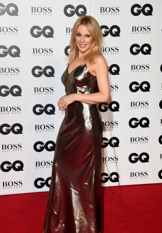 Kylie Minogue – GQ Men of the Year Awards 2018 in London