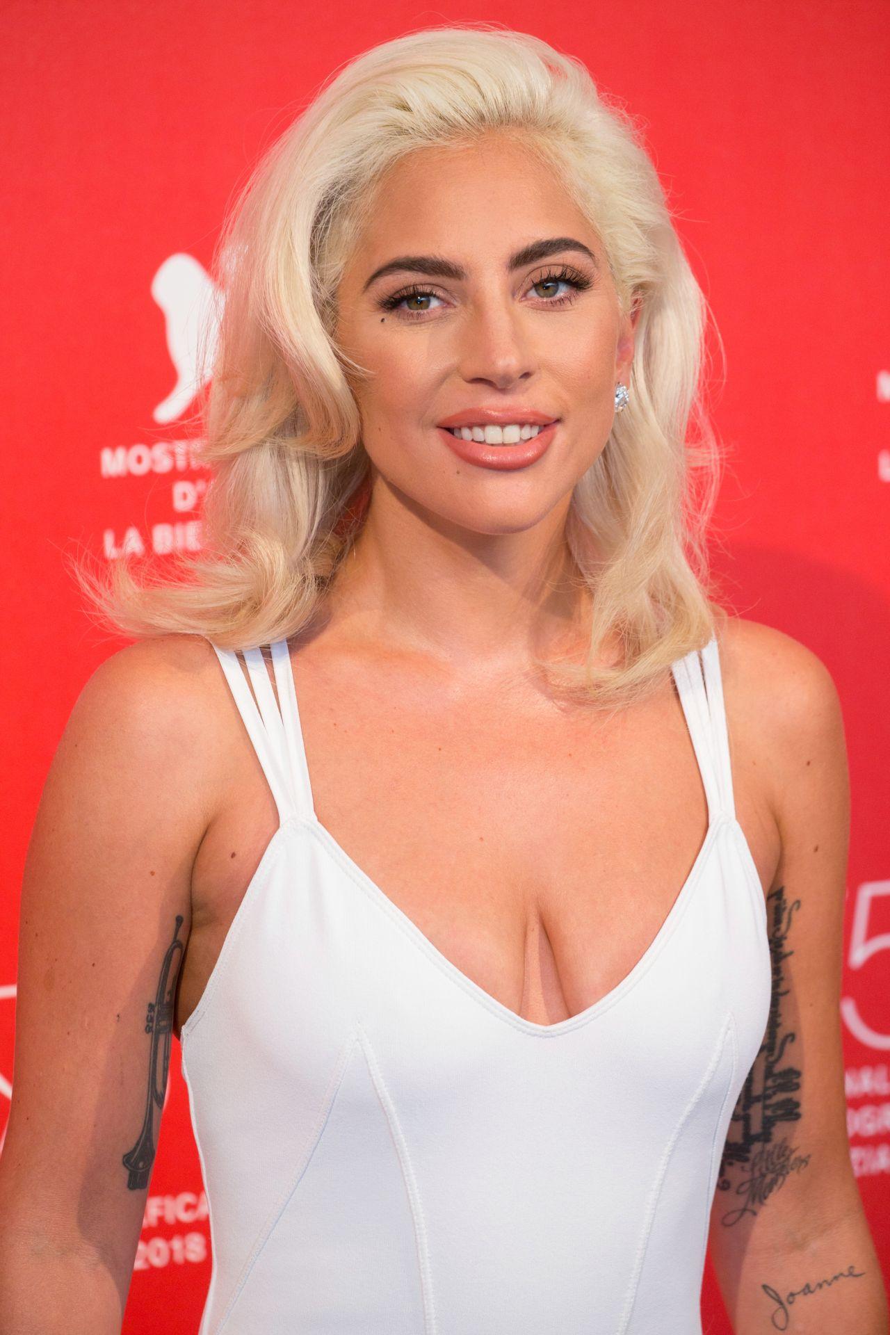 "Lady Gaga - ""A Star is Born"" Photocall at the 75th Venice ... Lady Gaga"