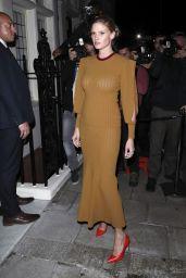 Lara Stone - LFW: Victoria Beckham x Vogue Party at Mark