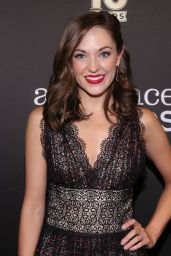 Laura Osnes – 10th Anniversary of Audience Rewards in NY