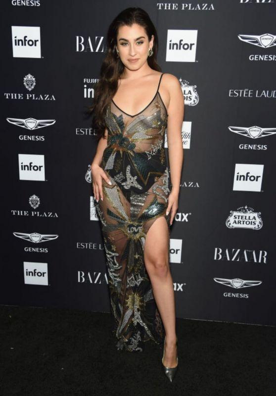 Lauren Jauregui – Harper's Bazaar Icons Party in NYC 9/7/18