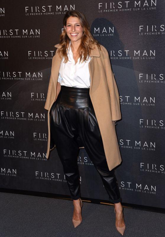 """Laury Thilleman – """"First Man"""" Premiere in Paris"""