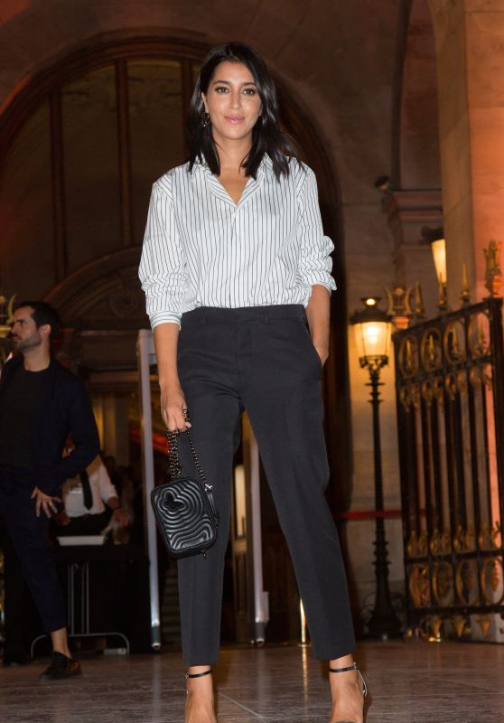 Leila Bekhti – Longchamp 70th Anniversary Party in Paris
