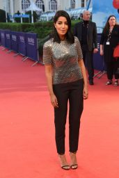 """Leila Bekhti - """"The Sisters Brothers"""" Premiere at Deauville American Film Festival"""