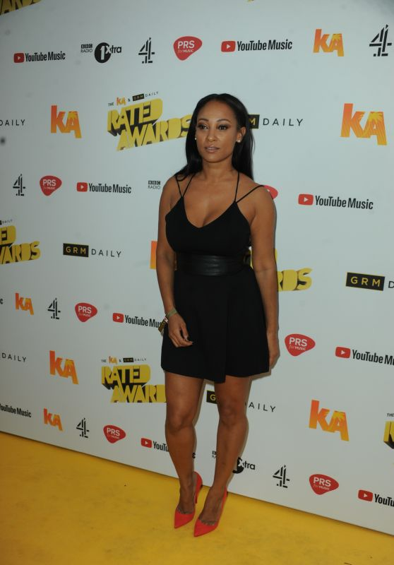 Lisa Maffia - GRM Rated Awards in London
