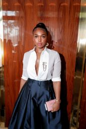 Lori Harvey – Lynn Hirschberg and W Magazine's It Girls Celebartion in NY