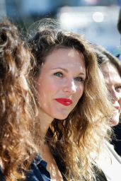 Lorie Pester - Last day of the 20th Festival of TV fiction in La Rochelle