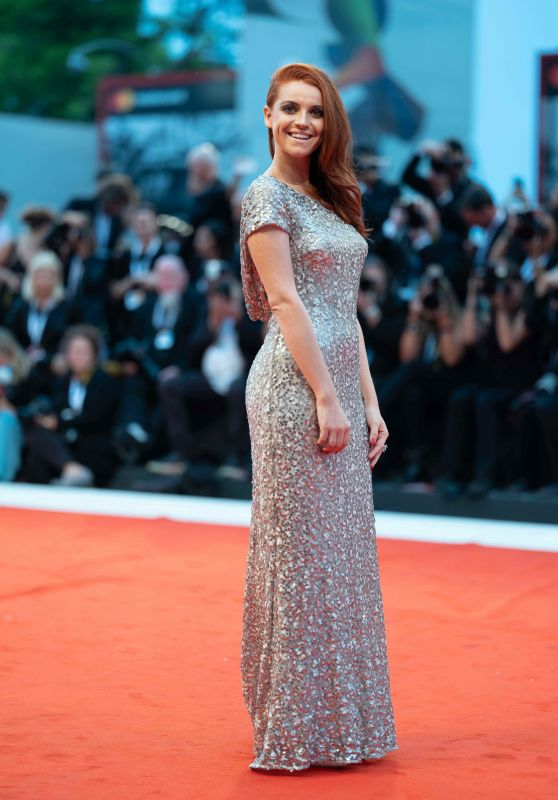 "Ludovica Bizzaglia – ""A Star is Born"" Red Carpet at Venice Film Festival"