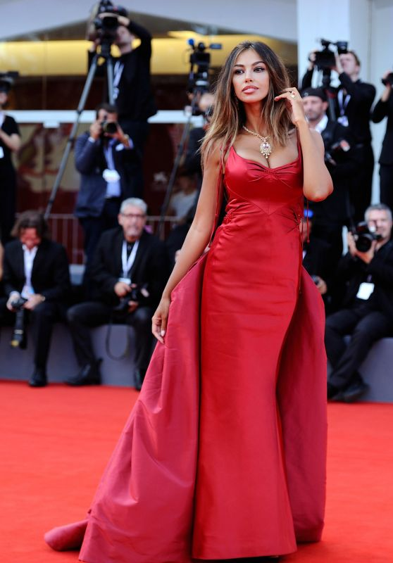 "Madalina Ghenea – ""The Sisters Brothers"" Red Carpet at Venice Film Festival"