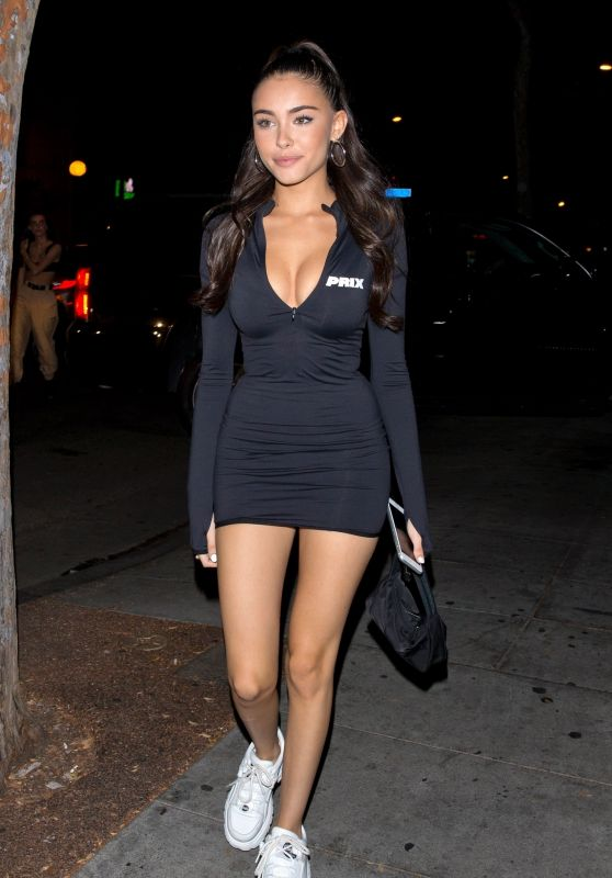 Madison Beer - Night Out in West Hollywood 09/22/2018